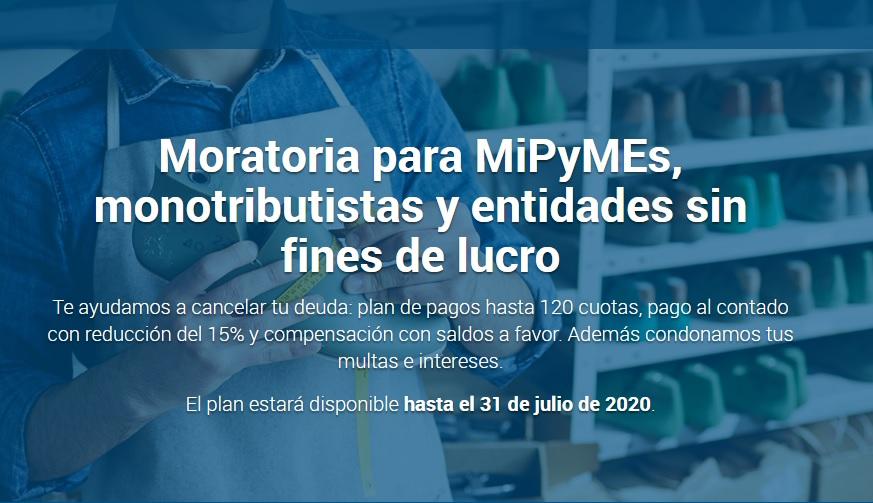 moratoria 2020