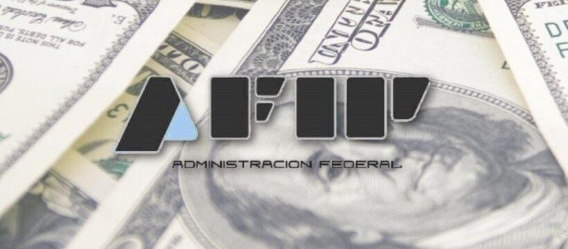 Devolución impuesto a las ganancias compra dólares